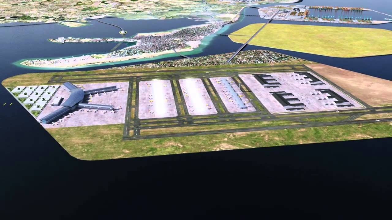 Gateway Asia 2030: Feasibility study for new major airport and