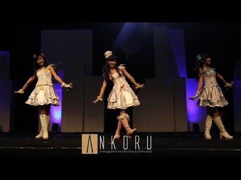 JKT48 - Tenshi no Shippo Live at Gor Jatidiri Semarang