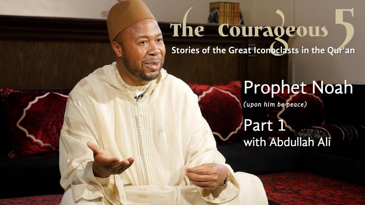 The Courageous 5: Prophet Noah, Part 1