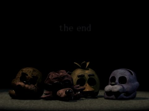 Good Ending Theme [Extended] - Five Nights at Freddys 3