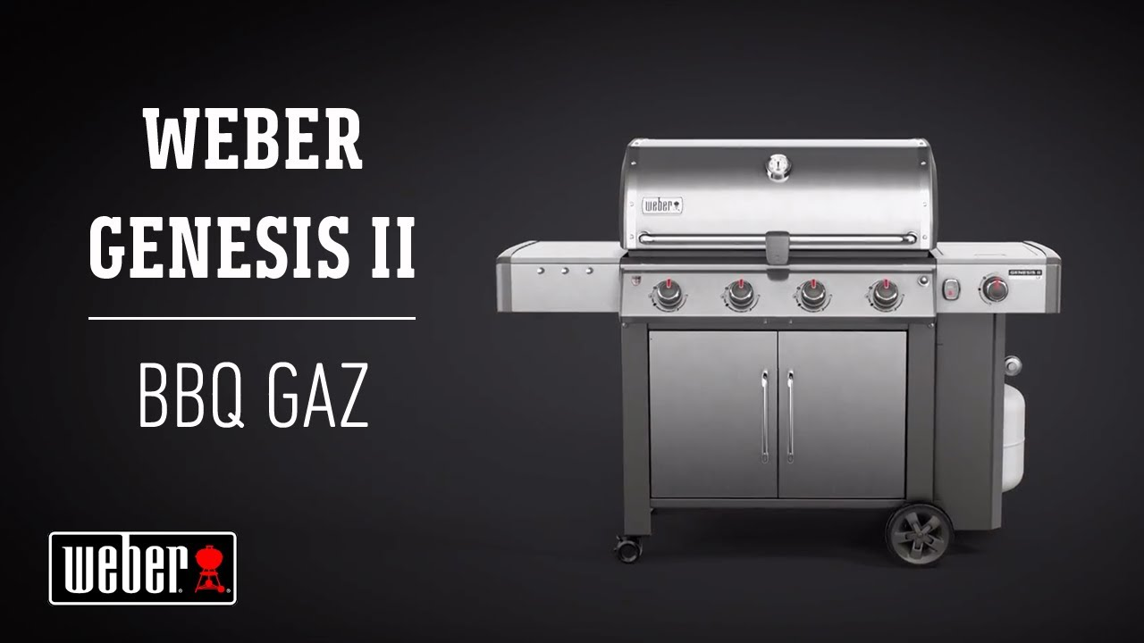 Barbecue Gaz Promotion Barbecue Weber Genesis Ii