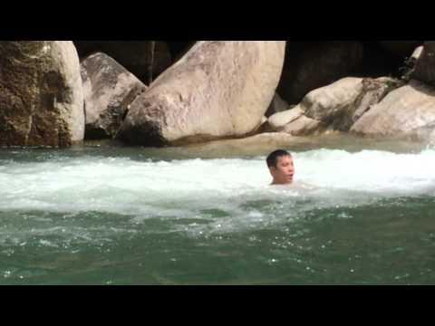 Thác Ma Hao 3 - Lang Chánh - Thanh hóa