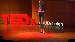 It Takes One to Lead One  | Maya Terro | TEDxBAUDebbieh