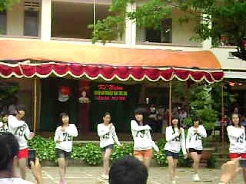 Oh yeah - An Nhon 2 lop 10a6 khoa 2009 - 2010
