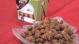 Slow Cooker Cinnamon Almonds – Christmas – Lynn's Recipes