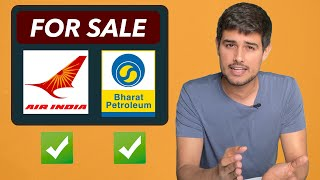 Privatization of Air India, BPCL | Analysis by Dhruv Rathee