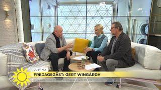 Gert Wingårdh om uppdraget att förnya Nationalmuseum  - Nyhetsmorgon (TV4)