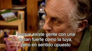 Richard Dawkins habla con un musulmán