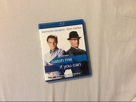 Catch Me If You Can (2002) - Blu Ray Review and Unboxing streaming vf