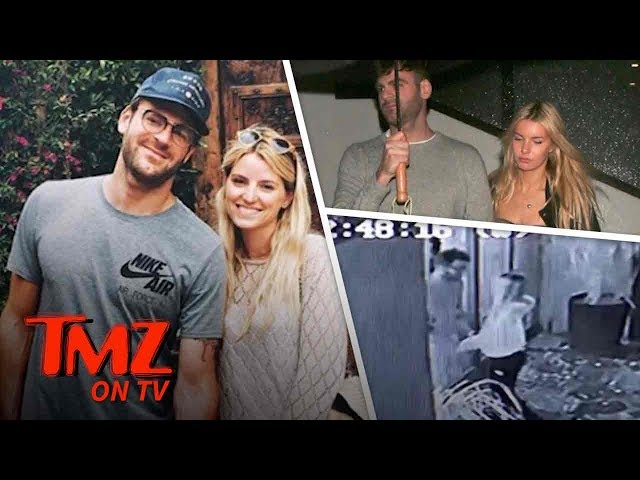 New Blonde On The Chain Gang! | TMZ TV