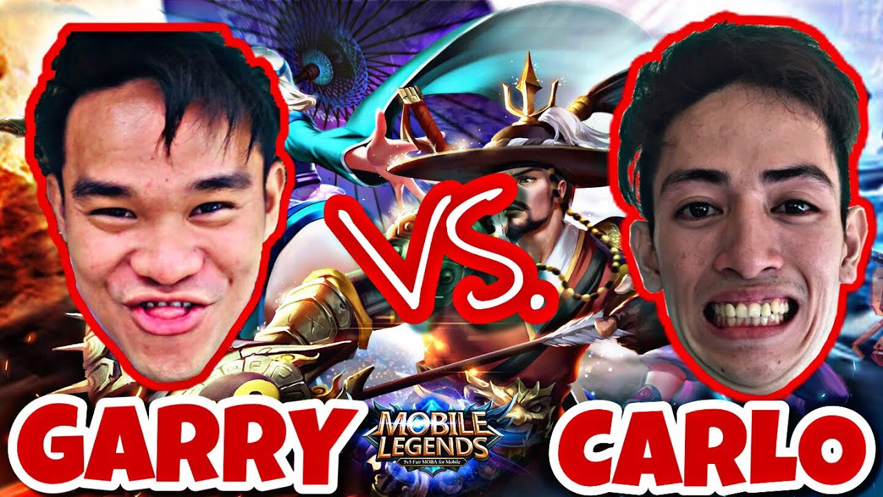 GARRY VS. CARLO (MOBILE LEGENDS TOURNAMENT)