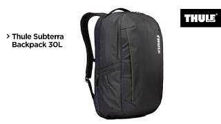 Thule Subterra Backpack 30L 3203417 видео