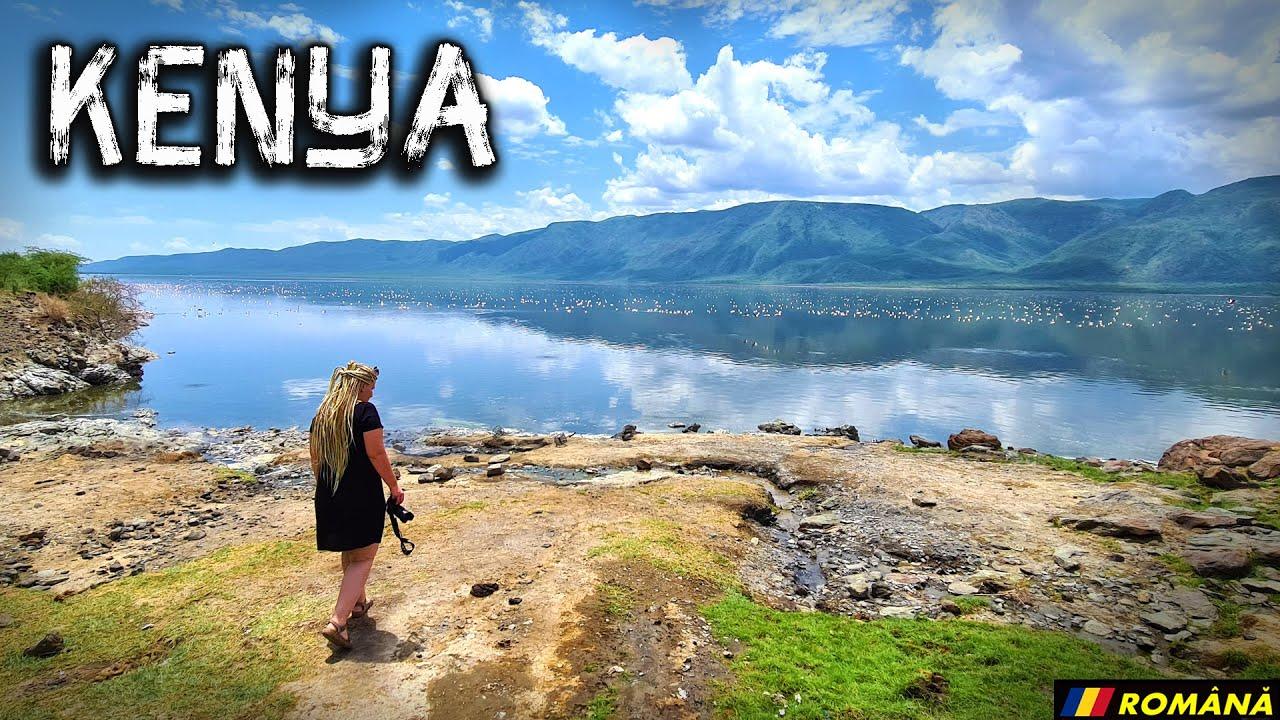 🇰🇪05 |  Mănâncă CU CAPUL ÎN JOS! (Lake Nakuru, Bogoria, Thomsons falls, Kenya vlog)