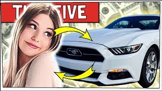 Die HEFTIGSTEN YouTuber Autos! | TubeFive