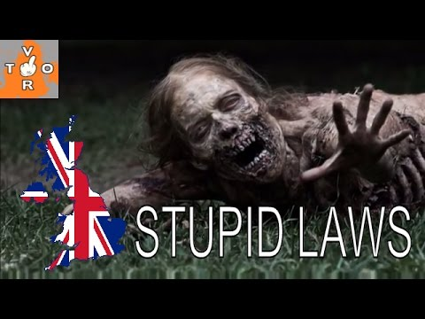 Stupid Laws in the UK!