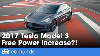 Did Tesla Just Make Our Model 3 Faster?