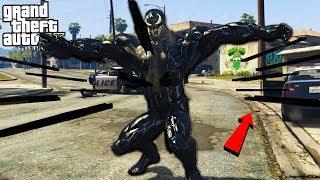 VENOM SHOOTS SPIKES (Crazy Mod Update) - GTA 5 Mods