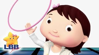 Hula Hoop Song | NEW Original Songs | Little Baby Bum Junior | Songs for Kids | LBB Junior