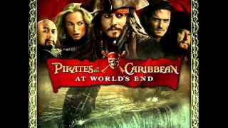 Pirates Of The Caribbean 3 (Expanded Score) - Calypso Must Be Released