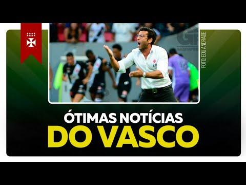 ÓTIMAS NOTÍCIAS NO VASCO APÓS VITÓRIA NO CLÁSSICO | PATROCÍNIO MASTER | Notícias do Vasco Da Gama
