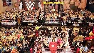 MY FRIENDS EPIC WWE TOY ACTION FIGURE ROOM