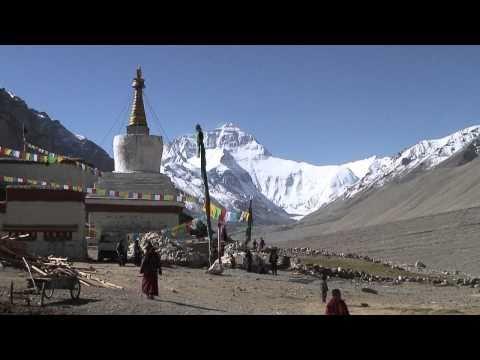 TIBET  Mont Everest