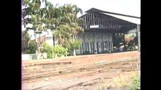 Estação e Depósito Rincão 1990
