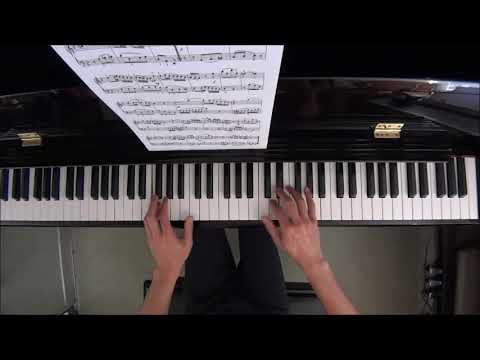 W.F. Bach 5 Pieces No.4 Allegro in G Minor mp3