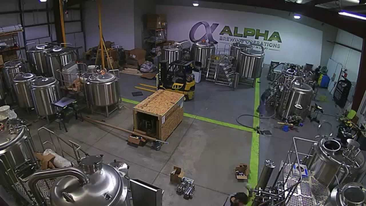 A Week With Alpha Brewing Operations