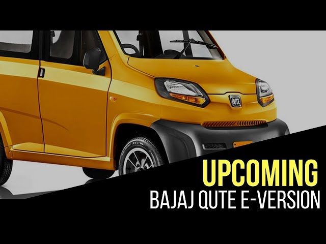 bajajs new car qute to launch on 18th