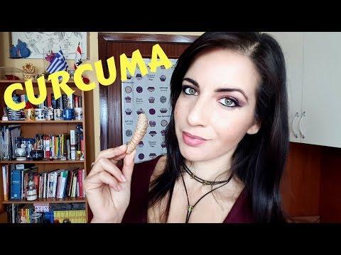 CURCUMA - Proprietà e Benefici || GOLDEN MILK