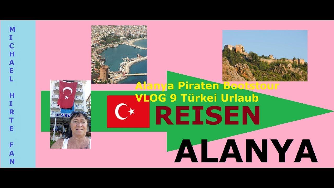 Urlaub 2019 Türkei
