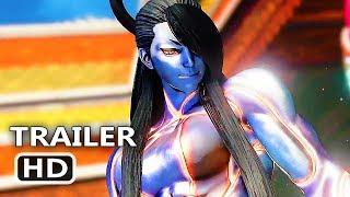PS4 - STREET FIGHTER V - CHAMPION EDITION: SETH Reveal Trailer (2020)