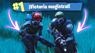 EPICIDAD METALICA LUZUFLOO! Fortnite Battle Royale