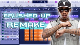 Future - Crushed Up Instrumental Remake (Production Tutorial) Video