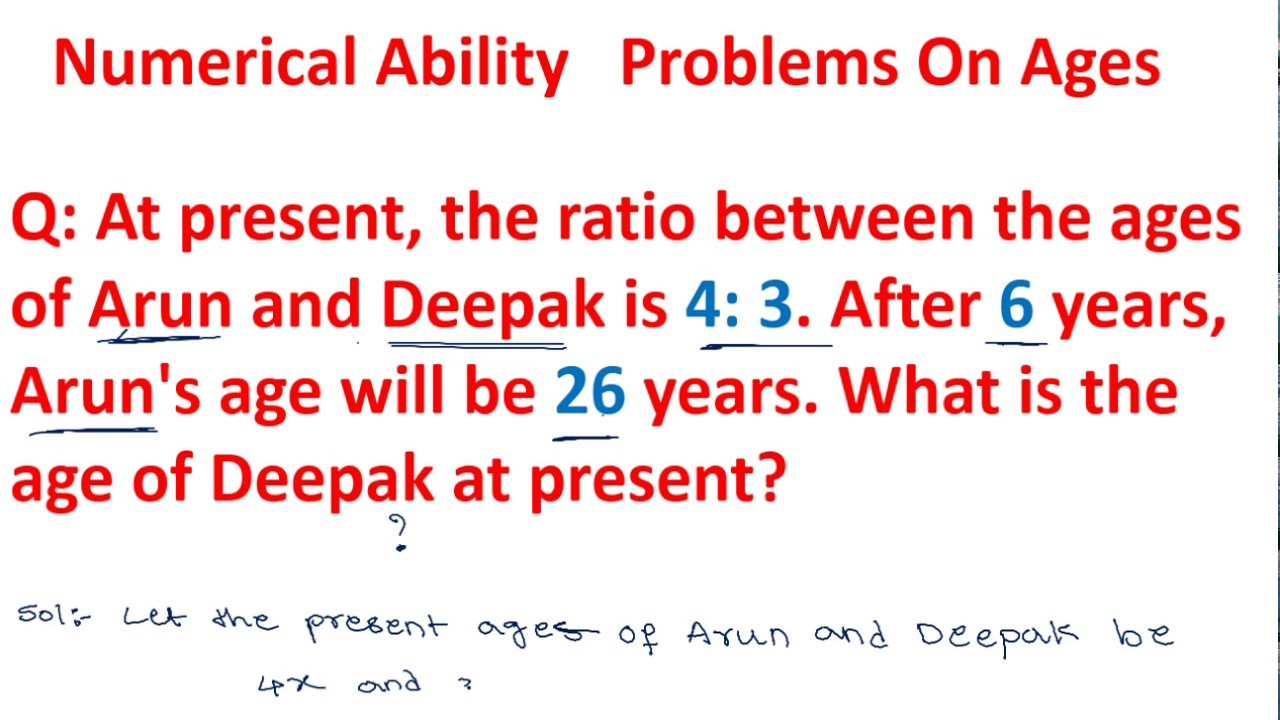 numerical ability questions with answers pdf