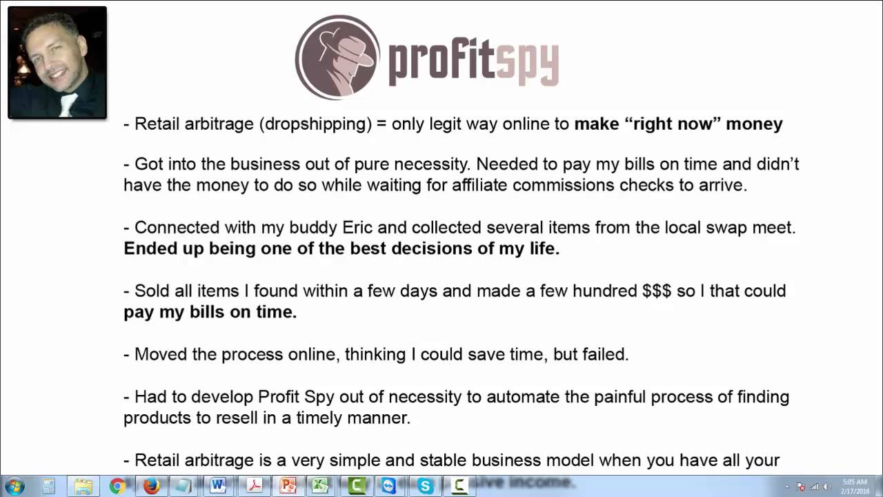 Retail Arbitrage Software Dropshipping Software Webinar For Profit