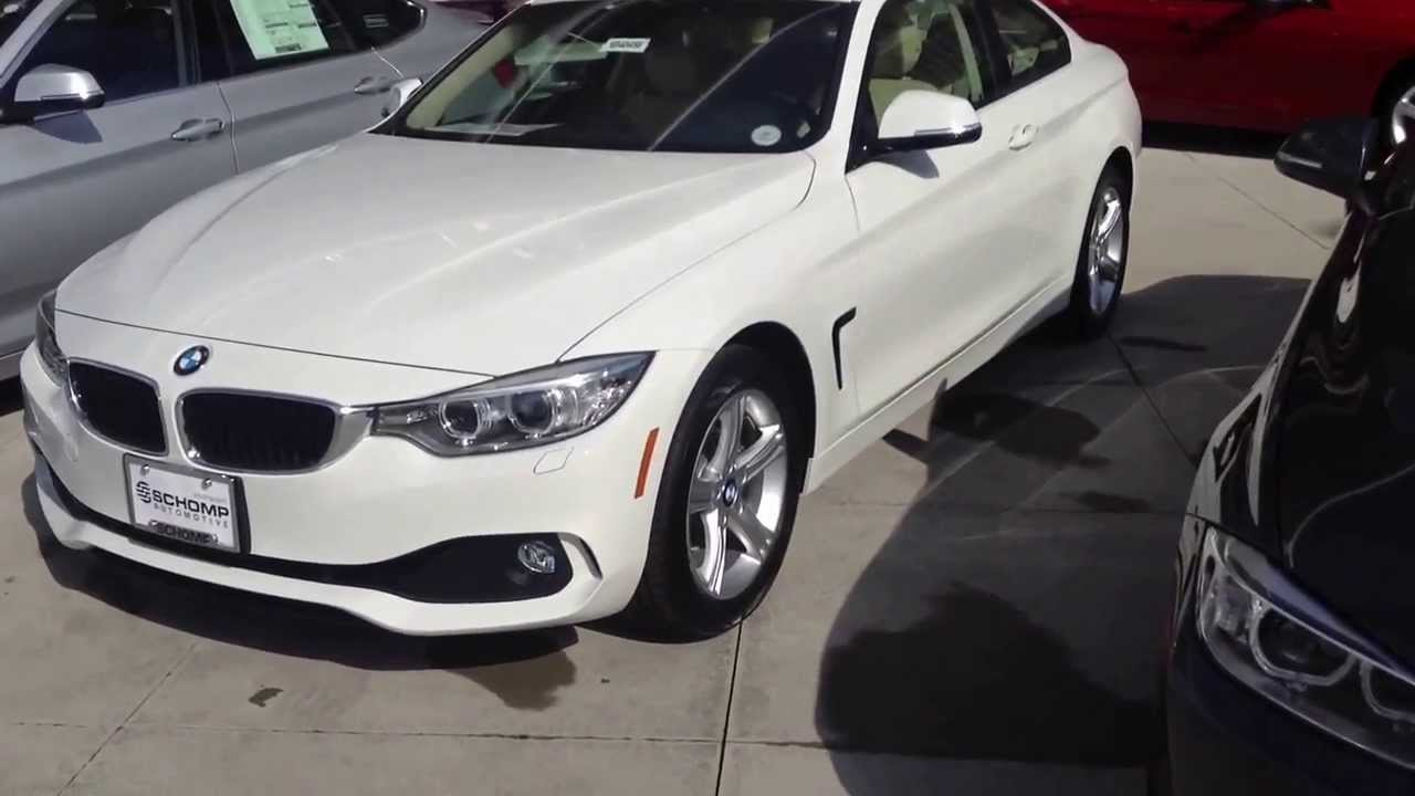 2014 Bmw 428xi Youtube