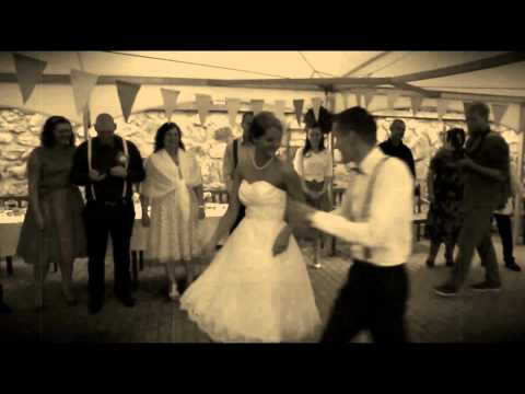 Wedding First Dance Surprise  50s swing style
