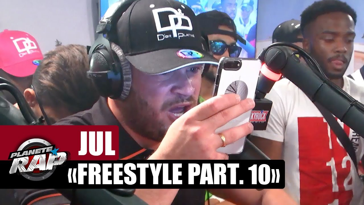 Download [INÉDIT] Jul freestyle Part. 10 #PlanèteRap