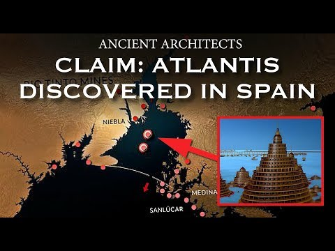 NEW CLAIM: Atlantis Discovered in Southern Spain | Ancient Architects Mp3