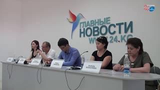 Пресс-конференция: Влияние Илмиянова до сих пор  сильнее закона?