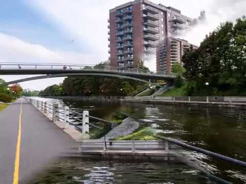 1202 20 The Driveway - Luxury 2 Bedroom 2 Bath Condo on Ottawa's Rideau Canal