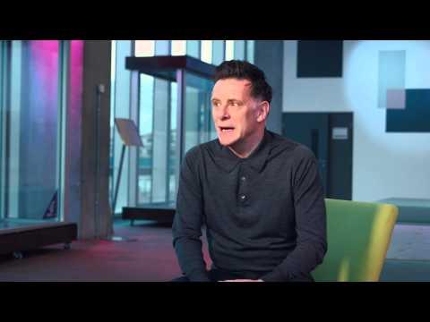 Deacon Blue Headlining OAITS 2015 - Ricky Ross Interview