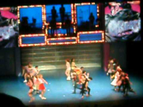 Final Musical Grease 21 abril 2013 Baluarte