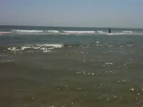 La Femme DC in Hatteras, NC, Keys in Atlantic ocean --Southern Shores