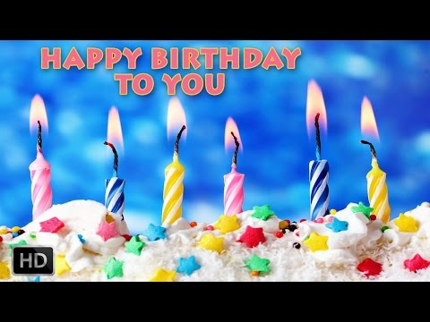 Happy Birthday To You - Birthday Party Songs - Children's Favourite Party Tunes