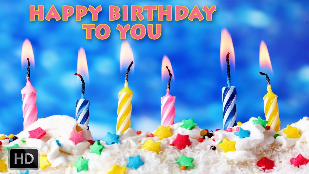 Happy birthday to you birthday party songs children's.