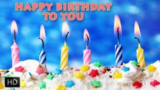 Happy Birthday To You - Birthday Party Songs - Children