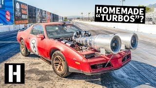 Homemade Twin Turdos: Will Our DIY Forced Induction Make More Horsepower??